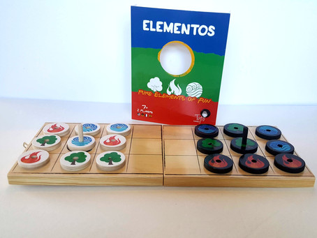 Elementos Board Game Review