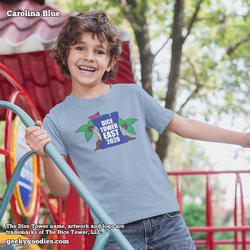 Dice Tower East 2020 Children's T-shirts