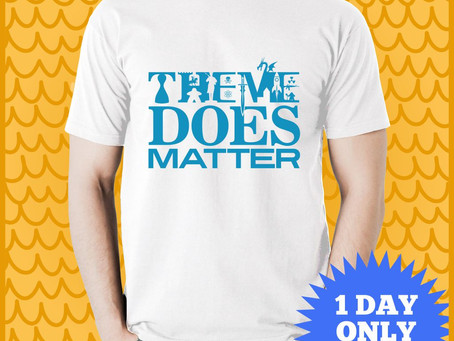 1 Day Only Sale, Day Two: Theme Does Matter