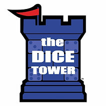 The Dice Tower T-shirts | Geeky Goodies Community Partner