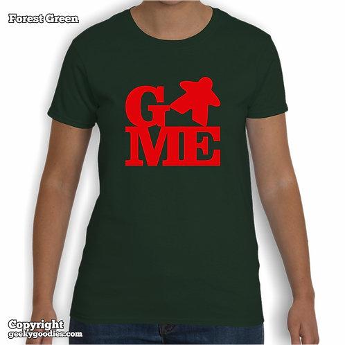 GAME (Meeple) Women's T-shirt