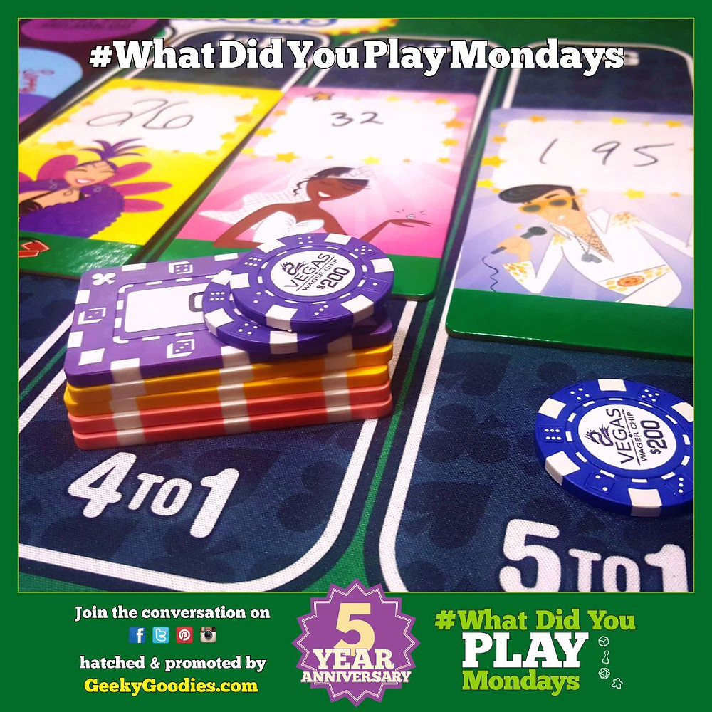 #WhatDidYouPlayMondays - What board games did you play during the previous week?