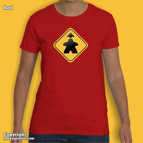 Meeple Ahead Women's T-shirts