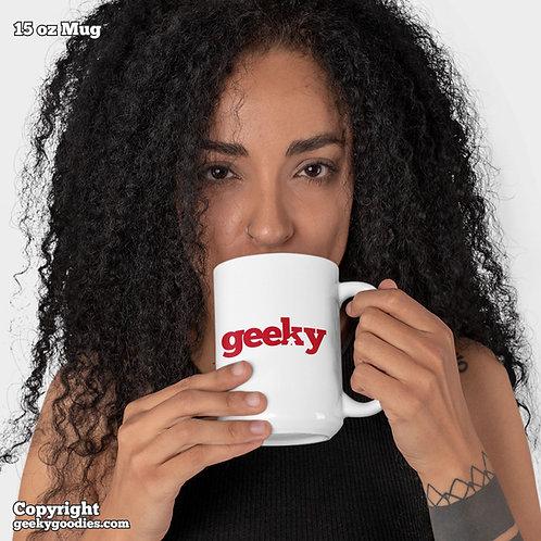 Geeky Coffee Mugs