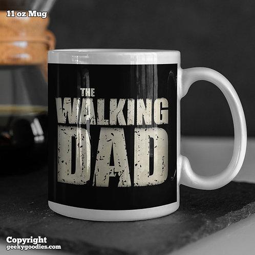 The Walking Dad Coffee Mugs