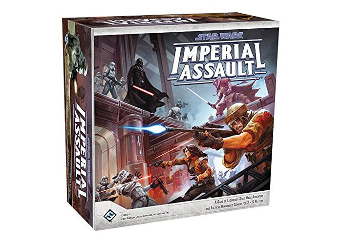 Contest Alert! Win a copy of the hugely popular Star Wars: Imperial Assault!