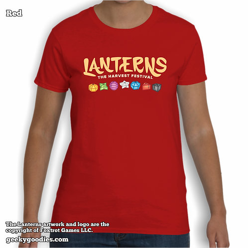 Lanterns: The Harvest FestivalLadies T-shirts