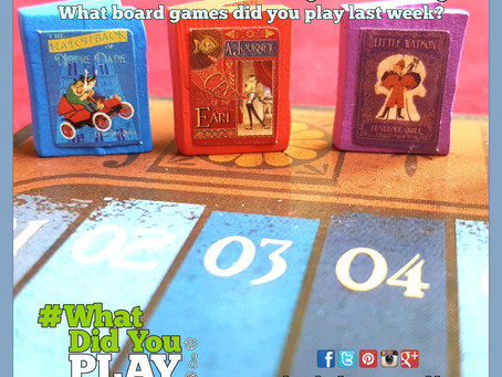 What Did You Play Mondays? January 14, 2019
