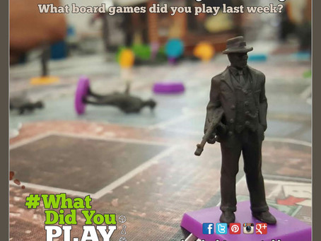 What Did You Play Mondays? January 7, 2019