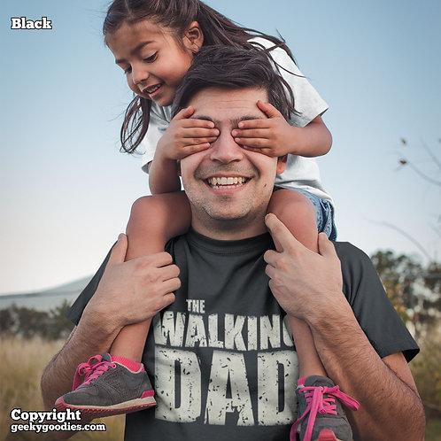 The Walking Dad Mens/Unisex T-shirts
