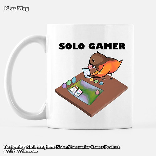 Solo Gamer Coffee Mugs