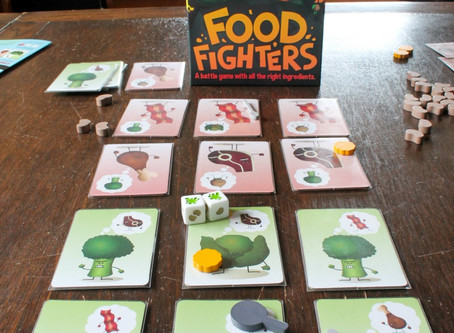 What's Been Going On - Part 1: Food Fighters Board Game Launch Party