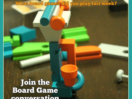 What Did You Play Mondays? January 9, 2017