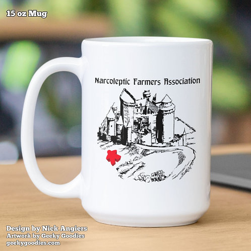 Narcoleptic Farmers Association Coffee Mug