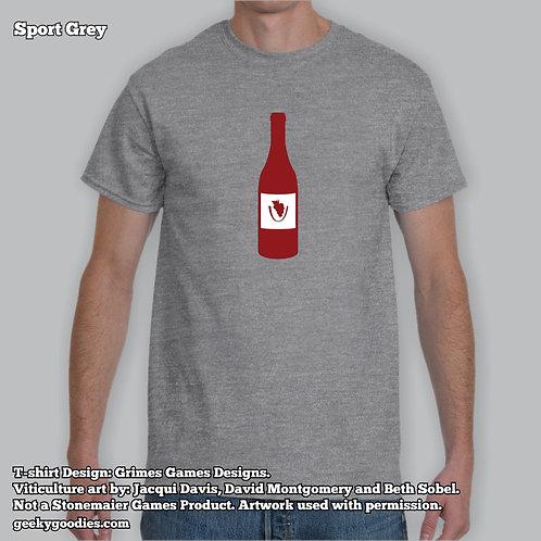 Viticulture Mens/Unisex T-shirt (Dark Colors)