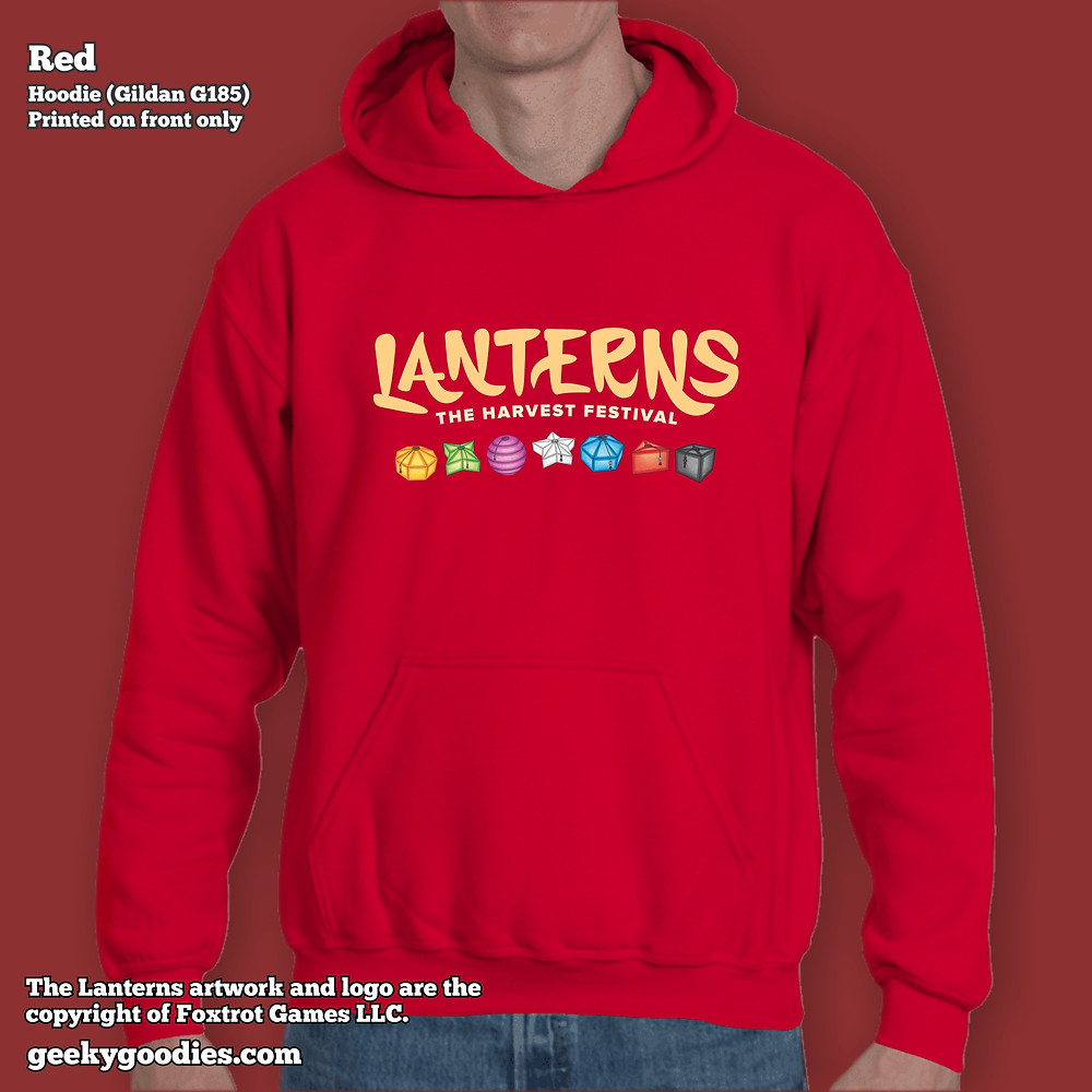 Lanterns: The Harvest Festival Shirts  | Geeky Goodies | Foxtrot Tshirts | Tshirts for board gamers