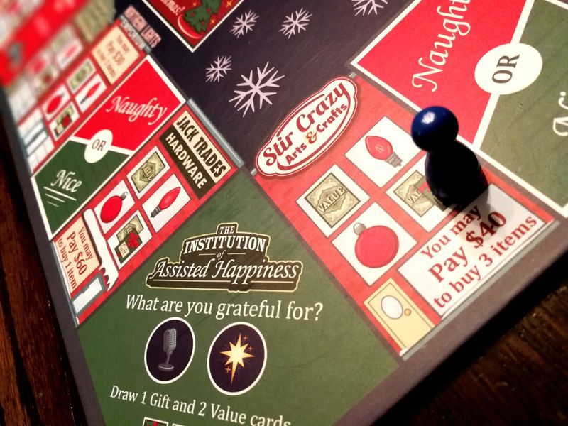 Holiday Fever: A Family Tradition, a game that will please multi-generational families