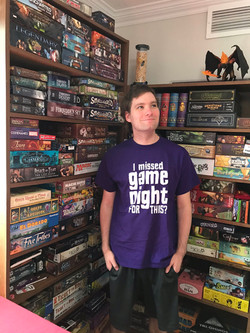 Gamers Genie (BGG Contest Winner) at-Gam