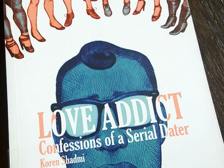 Graphic Novel Review: Love Addict