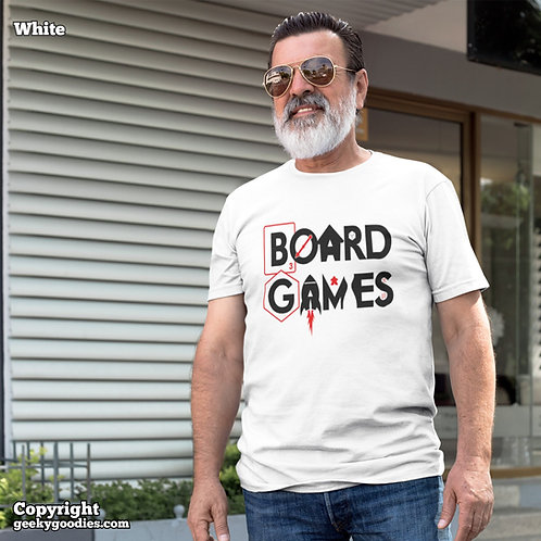 Board Games Mens/Unisex T-shirts