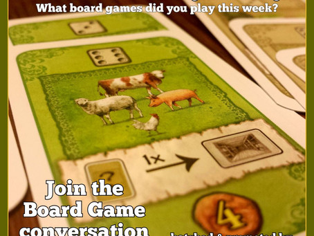 What Did You Play Mondays? July 11, 2016