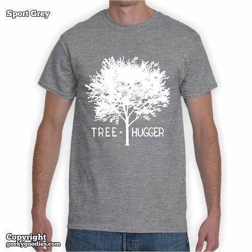 Tree Hugger Men's / Unisex T-shirt