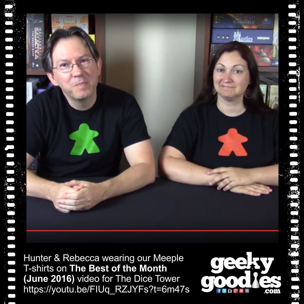 RvsH | Meeple T-shirts