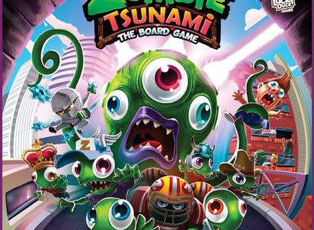 Contest Alert! Win a Copy of Zombie Tsunami!