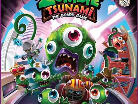Contest Alert! Win a Copy of Zombie Tsunami!