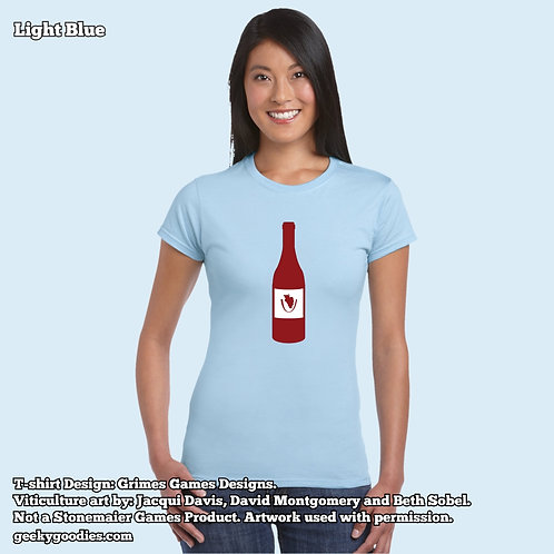 Viticulture Women's FITTED T-shirts