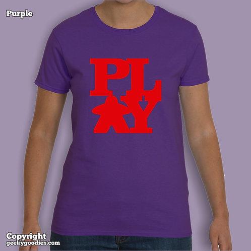 PLAY (Meeple) Women's T-shirt