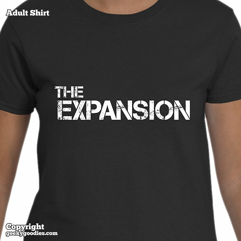 The Expansion Women's T-shirt (Matching Board Game Family T-shirts)
