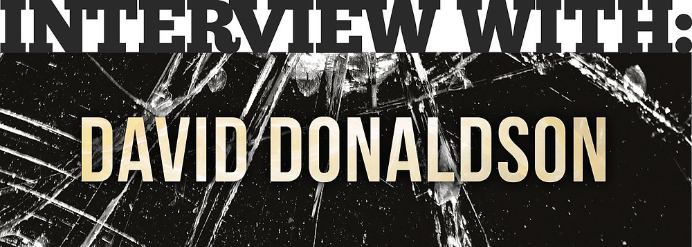 Interview With David Donaldson, Author of We Follow the Dying Light