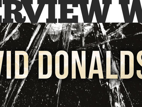 Interview With Author David Donaldson