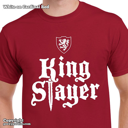 King Slayer T-shirt