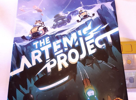 The Artemis Project Board Game Review