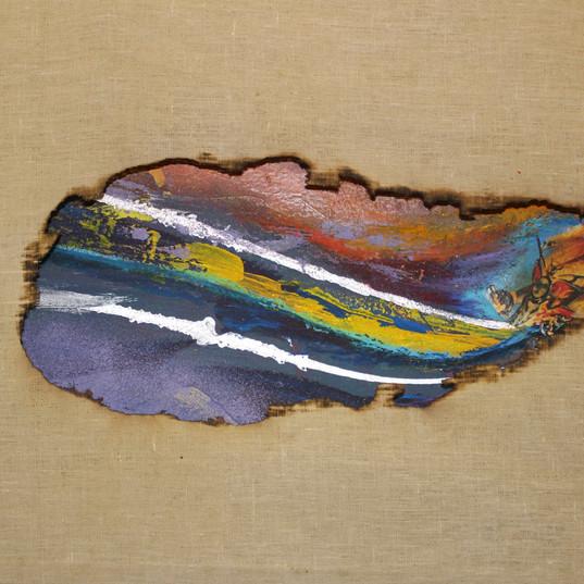 HATEYA or the footprint - art-nathacha.com