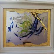peinture sur verre