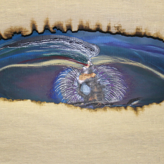 WAKANDA  or power magic intérieur - art nathacha