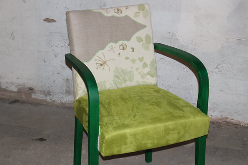 chaise Verd'art