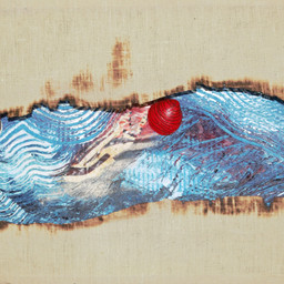 TALLLULAH or water bouncing- art-nathacha.com