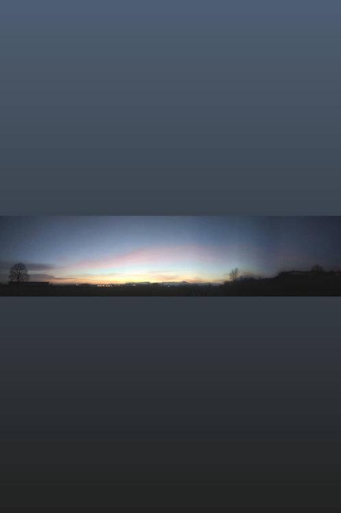 sunset baldenheim