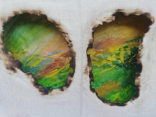 Artconcept papillon vegan art 3D