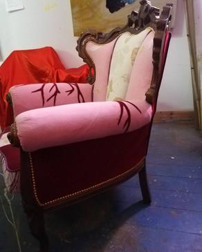fauteuil automn'art coté nathacha et gg