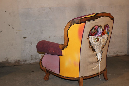 fauteuil nana la gourgandine