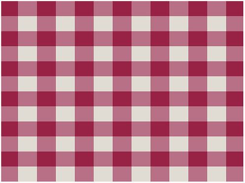 cherry gingham pillow (Heather Taylor Home/Loop)