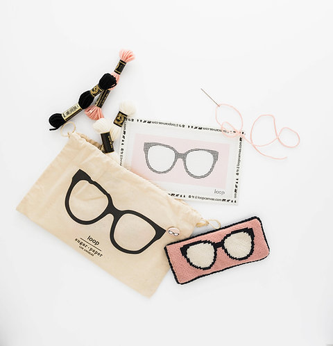 sugar paper + loop sunglasses case