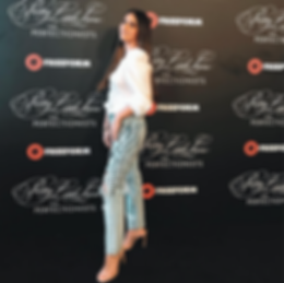 The Perfectionists Premiere Mikaela Phil