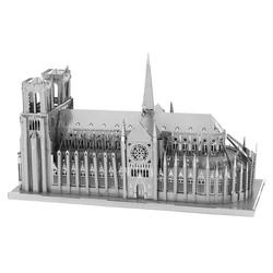 Puzzle Notre Dame de Paris à assembler - en métal