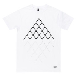 T-shirt Louvre Pyramide